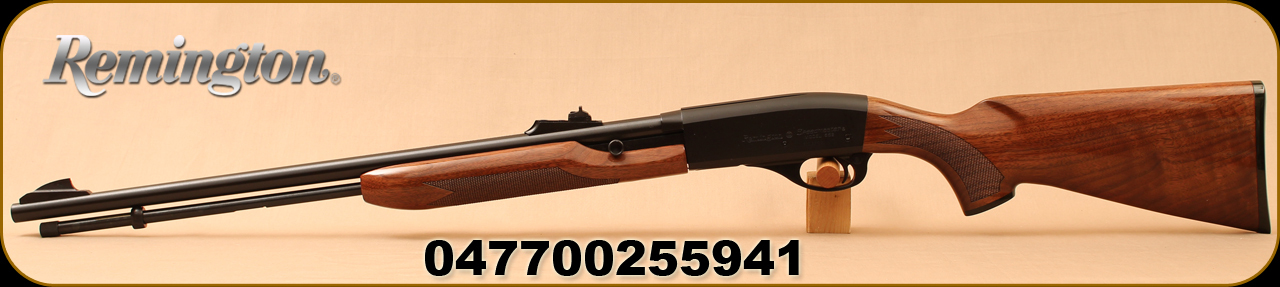 Remington - 22LR - 552 BDL Deluxe Speedmaster - Semi