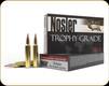 Nosler - 28 Nosler - 175 Gr - Trophy Grade - Accubond Long Range - 20ct - 60155
