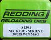 Redding - Neck Sizing Die - 30/338 Win Mag - 81394