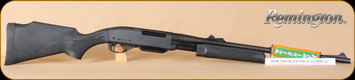 Remington - 243Win - Model 7600 - BlkSyn/MatteBlk, 22""