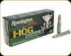 Remington - 30-30 Win - 150 Gr - Hog Hammer - Barnes Triple Shock-X - 20ct - 27702