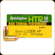 Remington - 9mm +P - 115 Gr - High Terminal Performance - Jacketed Hollow Point - 50ct