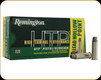 Remington - 38 SPL+P - 158 Gr - High Terminal Performance - Lead Hollow Point - 50ct - 22301