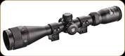 Nikko Stirling - Mountmaster AO - 3-9X50mm - Half Mil Dot Ret