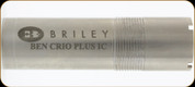 Briley - Flush Improved Cylinder - 12 Ga - Benelli Crio Plus