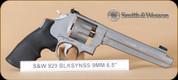 "S&W - 9mm - Model 929 - Jerry Miculek Edition - BlkSyn/SS, 6.5"" Barrel - 8rd - Mfg# 170341"
