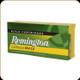 Remington - 222 Rem - 50 Gr - Express - Pointed Soft Point - 20ct - 21303