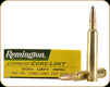 Remington - 300 Wby Mag - 180 Gr - Core-Lokt - PSP - 20ct - 29279