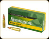 Remington - 7.62x39mm - 125 Gr - Core-Lokt - Pointed Soft Point - 20ct - 29125