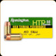 Remington - 40 S&W - 155 GrR - High Terminal Performance - Jacketed Hollow Point - 50ct - 28348
