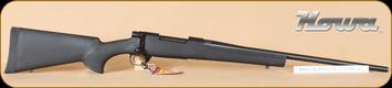 "Howa - 6.5x55Swedish - 1500 - Lightning, BlkSyn/Bl, 22"", Mountmaster 3-9x40 half mil-dot"