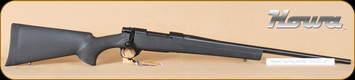 "Howa - 7mm-08Rem - 1500 - Lightning, BlkSyn/Bl, 22"", Mountmaster 3-9x40 half mil-dot"