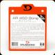 "Drummond Shooting - AR450 Gong - 6""x7""x3/16"" - Neon Orange"
