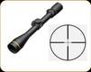 Leupold - VX-3i - 3.5-10x40mm - SFP - Duplex Ret - Matte Black - 170680