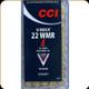 CCI - 22 WMR - 30 Gr - V-Max Varmint - 50ct - 0073