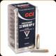 CCI - 22 Winchester Mag Rimfire (WMR) - 30 Gr - Maxi-Mag - JHP+V - 50ct - 0059