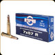 PPU - 7X57R - 130 Gr - Soft Point - 20ct