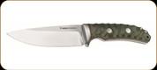 Boker - Savannah Micarta w/ Leather Sheath - 11.6cm Blade - N690 Steel - 120620