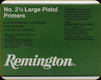 Remington - Large Pistol Primers - No. 2 1/2 - 100ct - 22604