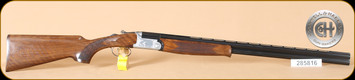 "Cogswell & Harrison - 20Ga/3""/28"" - Windsor - Wd/Bl, Game, single selective trigger, automatic safety, 5 internal chokes"