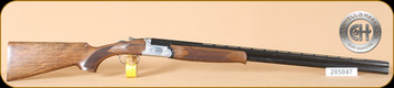 "Cogswell & Harrison - 20Ga/3""/30"" - Windsor - Wd/Bl, Game, single selective trigger, automatic safety, 5 internal chokes"