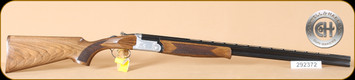 "Cogswell & Harrison - 28Ga/3""/28"" - Windsor - Wd/Bl, Game, single selective trigger, automatic safety, 5 internal chokes"