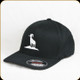 Prophet River - Logo Hat - Flex Fit - Black