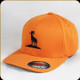 Prophet River - Logo Hat - Flex Fit - Orange