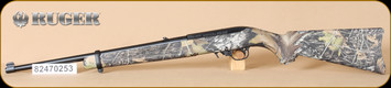 Used - Ruger - 22LR - 10/22 - Camo/Bl, 18""