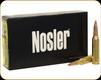 Nosler - 260 Rem - 120 Gr - Ballistic Tip - 20ct - 40056