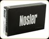 Nosler - 28 Nosler - 168 Gr - Match Grade - Custom Competition - 20ct - 51287