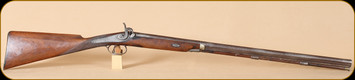 """Consign - Percussion Cap - .50Cal/30"""" - Smoothbore - Wd, stamped Birmingham Proof Company"""