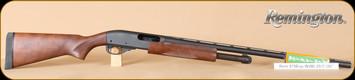 """Remington - 20Ga/3""""/26"""" - 870 Express - Pump Action Shotgun - Hardwood Stock/Matte Blued, 4 Round Capacity, Single Bead Sight - Mfg# 25582"""