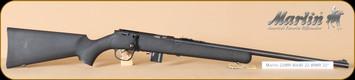 "Marlin - 22WMR - XT-22MR - Bolt Action Rifle - Synthetic Stock/Blued Finish 22"" Barrel, 7 Rounds, Mfg# 70783"