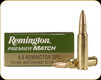 Remington - 6.8 Rem SPC - 115 Gr - Premier Match - Matchking Boat Tail Hollow Point - 20ct - 56318