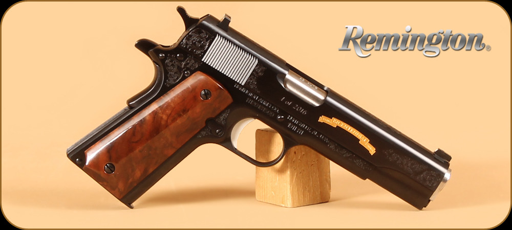 Remington - 1911 R1 - 45ACP - 200th Anniversary Limited
