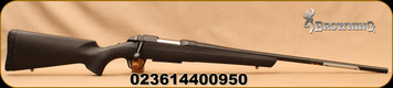 "Browning - 300WSM - AB3 - Composite Stalker - Bolt Action Rifle - Black Synthetic Stock/Blued, 23"" - Mfg# 035800246"