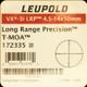 LEUPOLD - VX3i LRP - 4.5-14x50MM - MATTE - SIDE FOCUS - TMOA
