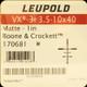 Leupold - VX-3i - 3.5-10x40mm - Matte - Boone & Crockett