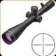Leupold - VX3i LRP - 8.5-25x50mm - TMR-MIL Ret - Matte Black - 172347
