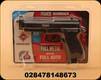 Crosman - PFAM9B - Full Auto BB Pistol - CO2 Powered Blowback - 450 Fps - 4.5mm