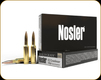 Nosler - 6.5 Creedmoor - 140 Gr - Match Grade - Custom Competition - Hollow Point Boat Tail - 20ct - 43455