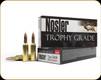 Nosler - 7mm SA Ultra Mag - 160 Gr - Trophy Grade - Accubond - 20ct - 60045