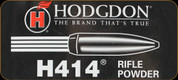 Hodgdon H414 - Rifle Powder - 8Lb