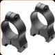 NIKON - A-SERIES MEDIUM SCOPE RINGS - 30mm ALUMINUM - 16179