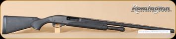 "Remington - 12Ga/3.5""/26"" - Model 870 Express Super Mag - Pump Action Shotgun - Black Synthetic/Matte Black, 3 Rounds, Mfg# 25102"
