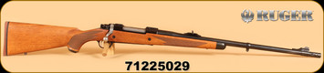 "Ruger - M77 - 300WinMag - Hawkeye African, Wd/Bl, 23"", muzzle brake - B"