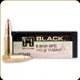 Hornady - 6.8mm Rem SPC - 110 Gr - Black - V-Max - 20ct - 83464