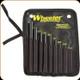 Wheeler - Engineering Roll Pin Starter Punch Set - Steel - 710910