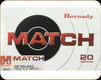 Hornady - 300 Win Mag - 178 Gr - Match - ELD - 20ct - 82043